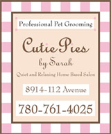 Cutie Pies By Sarah Professional Dog Grooming